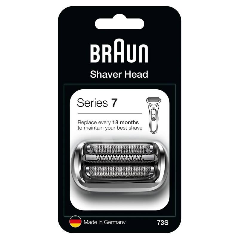 Náhradná britva Braun Combipack 73S + Doprava zadarmo