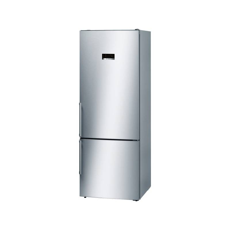 Kombinácia chladničky s mrazničkou Bosch KGN56XI40 nerez/Inoxlook + dodatočná zľava 10 % + Doprava zadarmo