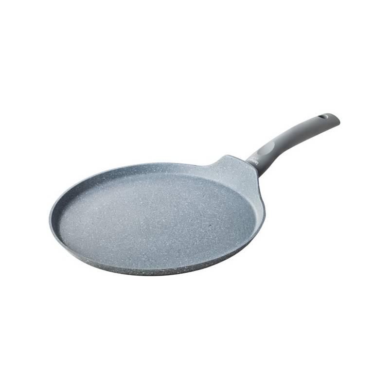Panvica palacinková Lamart Stone 28 cm (LT1059) sivá