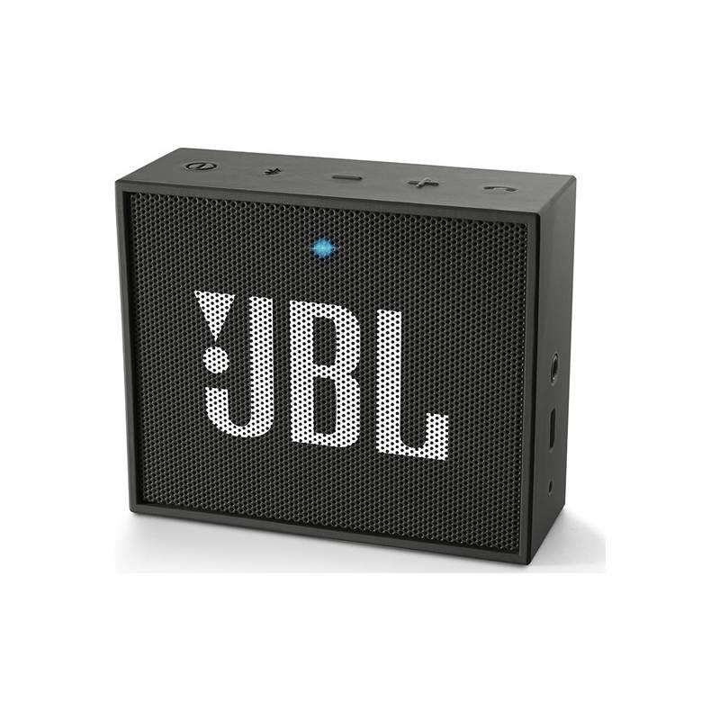 Prenosný reproduktor JBL GO čierny