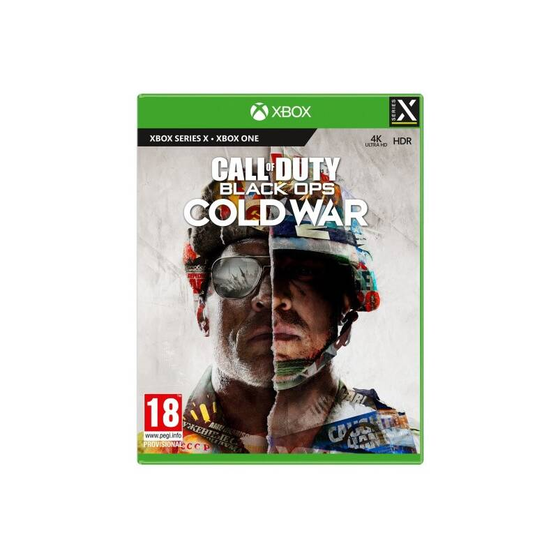 Hra Activision Xbox Series Call Of Duty: Black Ops COLD WAR (ACX40830)