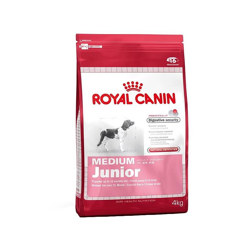 Granule Royal Canin Canin Medium Junior 15 kg
