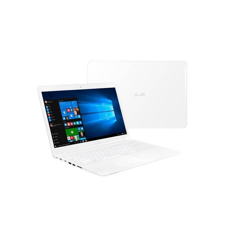 Notebook Asus VivoBook E502NA-GO001T (E502NA-GO001T) biely Software F-Secure SAFE, 3 zařízení / 6 měsíců (zdarma)