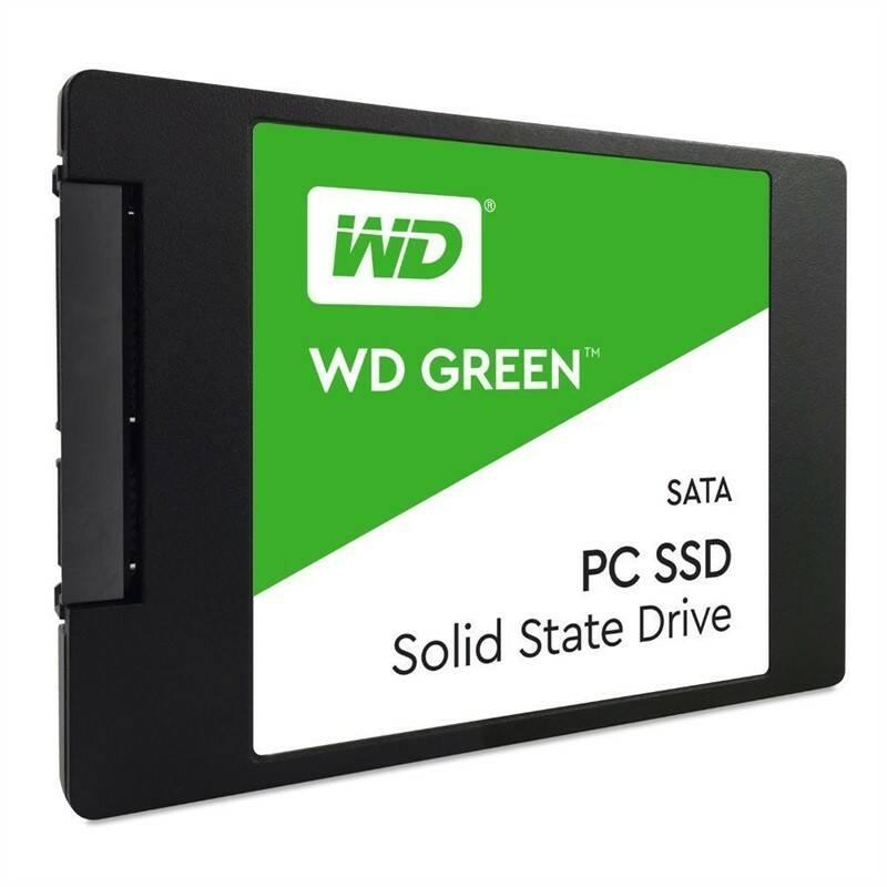 SSD Western Digital Green 3D 480GB (WDS480G2G0A)