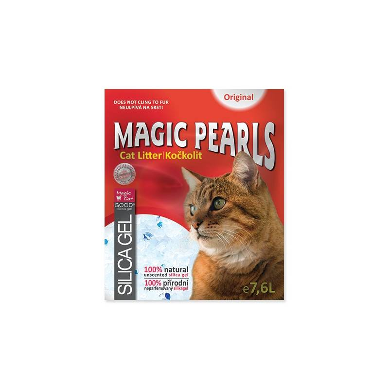Mačkolit Magic Pearls Original 7,6 l