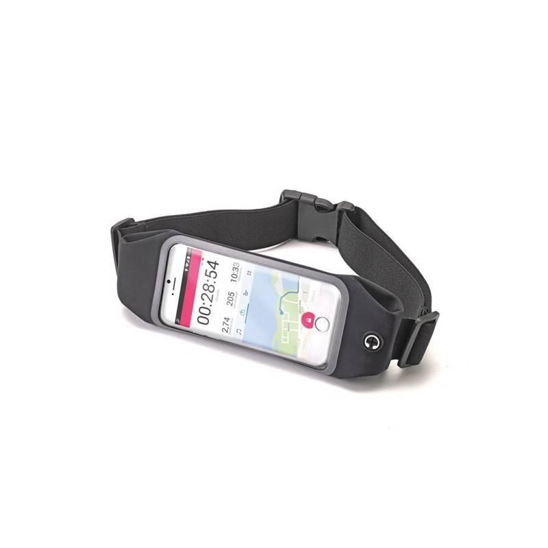 """Pouzdro na mobil sportovní Celly Runbelt, pro 4,7"""" (RUNBVIEWXLBK) černé"""