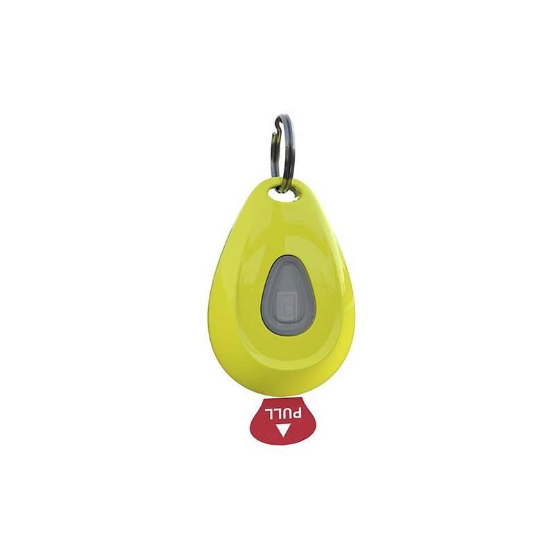 Odpudzovač ZeroBugs Plus pro psy proti blechám a klíšťatům žltý