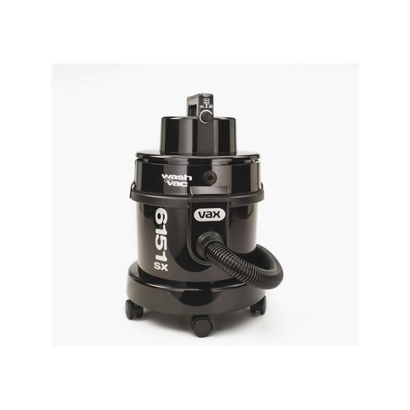 Vysávač viaceúčelový VAX Wet&Dry 6151SX Multifunction čierny + Doprava zadarmo