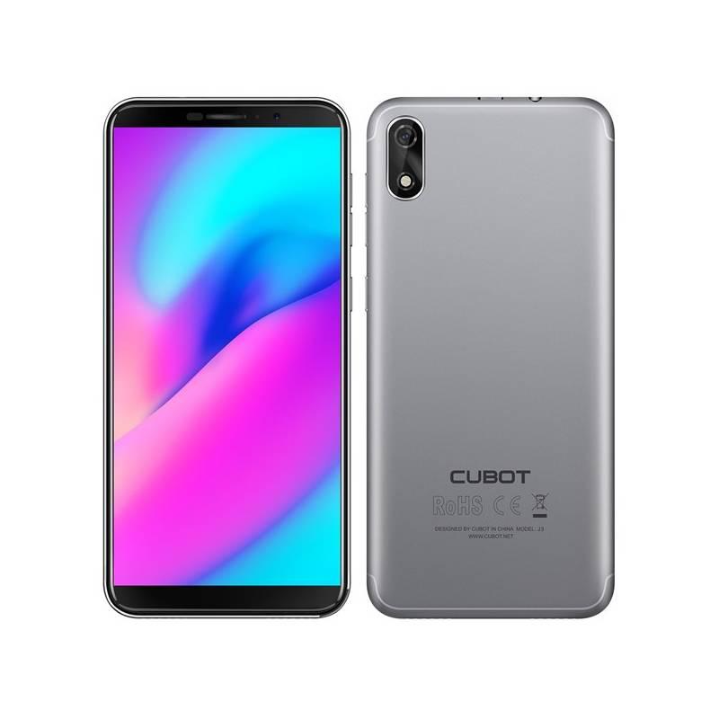 Mobilný telefón CUBOT J3 Dual SIM (PH3842) sivý
