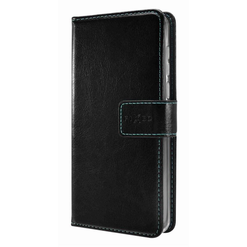 Pouzdro na mobil flipové FIXED Opus pro Sony Xperia XA2 Plus (FIXOP-336-BK) černé