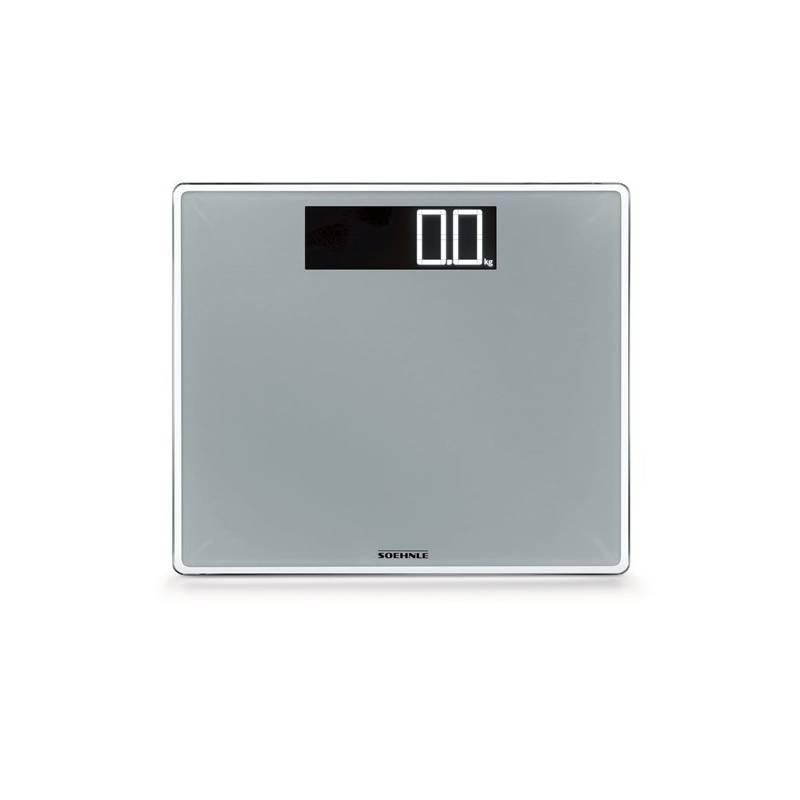 Osobná váha Soehnle Style Sense Comfort 600 (63864) strieborná