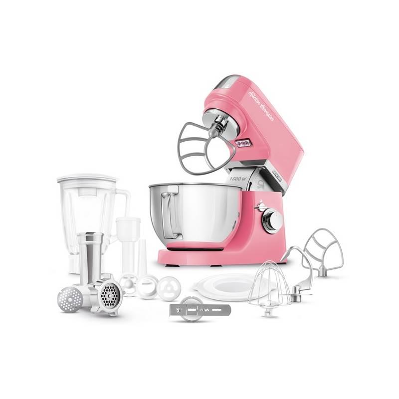 Kuchynský robot Sencor STM 6354RD červený + Doprava zadarmo