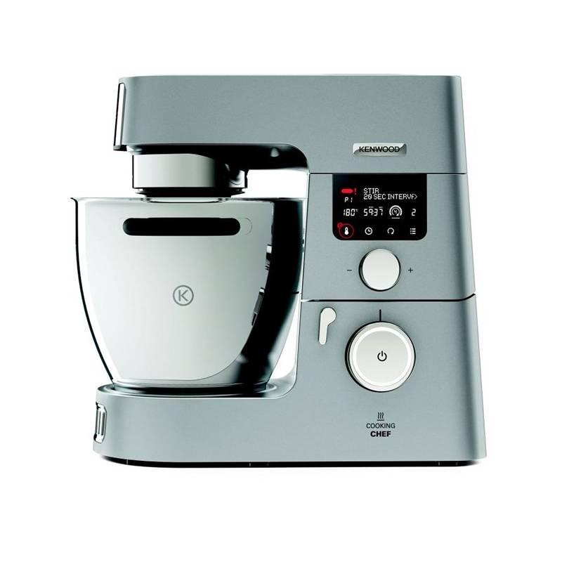 Kuchyňský robot KENWOOD Cooking Chef KCC9060S stříbrný
