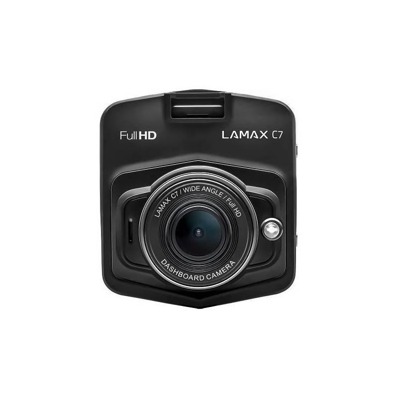 Autokamera LAMAX C7 čierna + Extra zľava 5 % | kód 5HOR2020