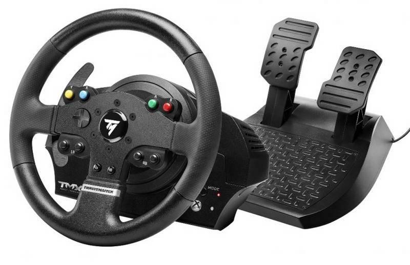 Volant Thrustmaster TMX Force pro Xbox ONE, PC + pedály (4460136) čierny + Doprava zadarmo