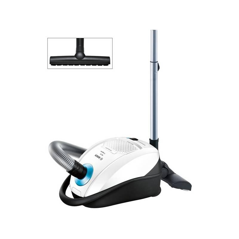 Vysávač podlahový Bosch ProHygienic BGB45HYG biely