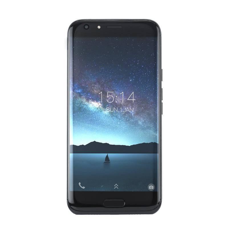 Mobilný telefón Doogee BL5000 Dual SIM 4 GB + 64 GB (6924351609900) čierny + Doprava zadarmo