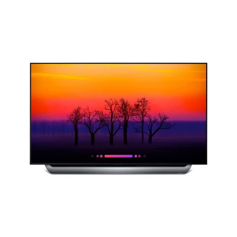 Televízor LG OLED55C8PLA Titanium + Doprava zadarmo