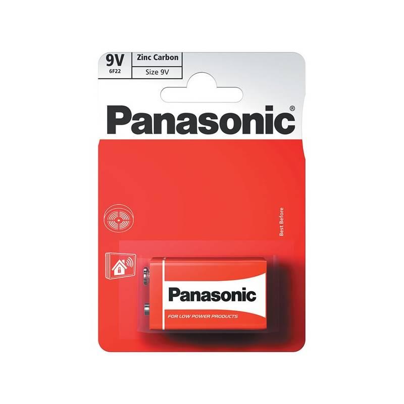 Batéria Panasonic 9V Zinc Carbon (7954)