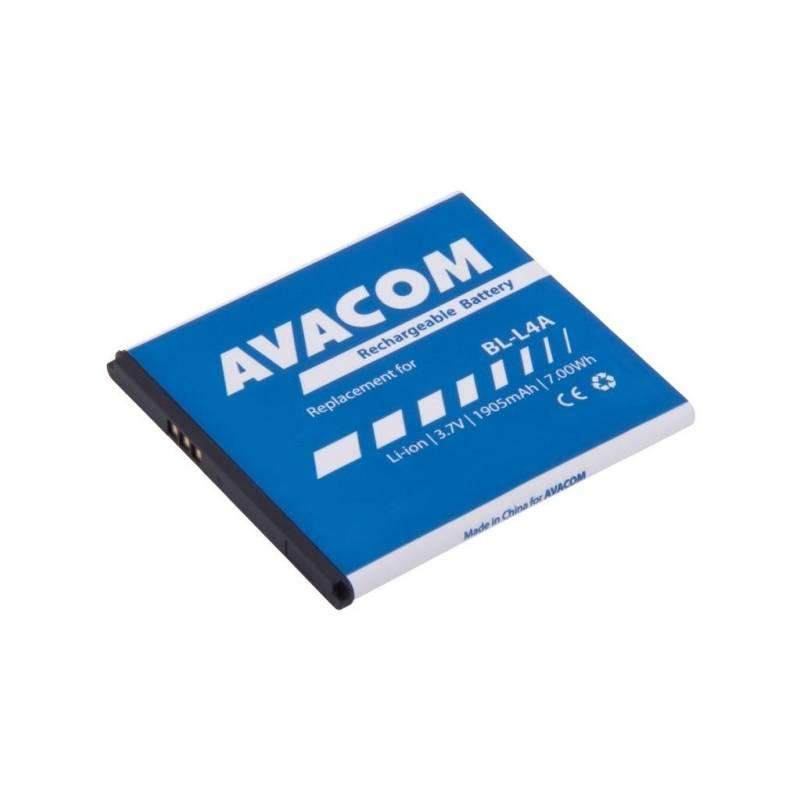 Baterie Avacom pro Microsoft Lumia 535, Li-ion 3,7V 1905mAh (náhrada BL-L4A)