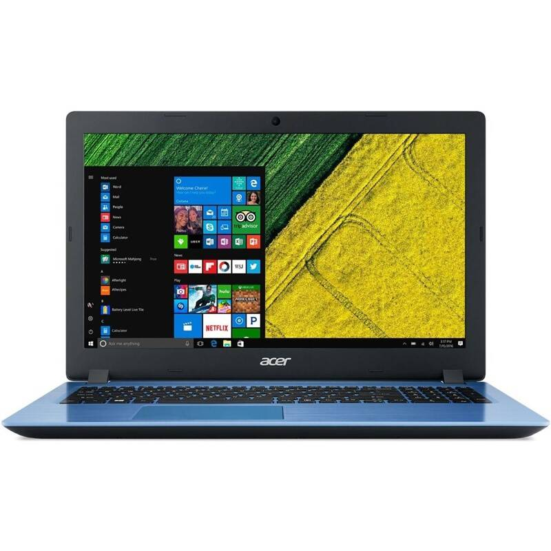 Notebook Acer Aspire 3 (A315-53-P0U4) - Stone Blue (NX.H4PEC.002)