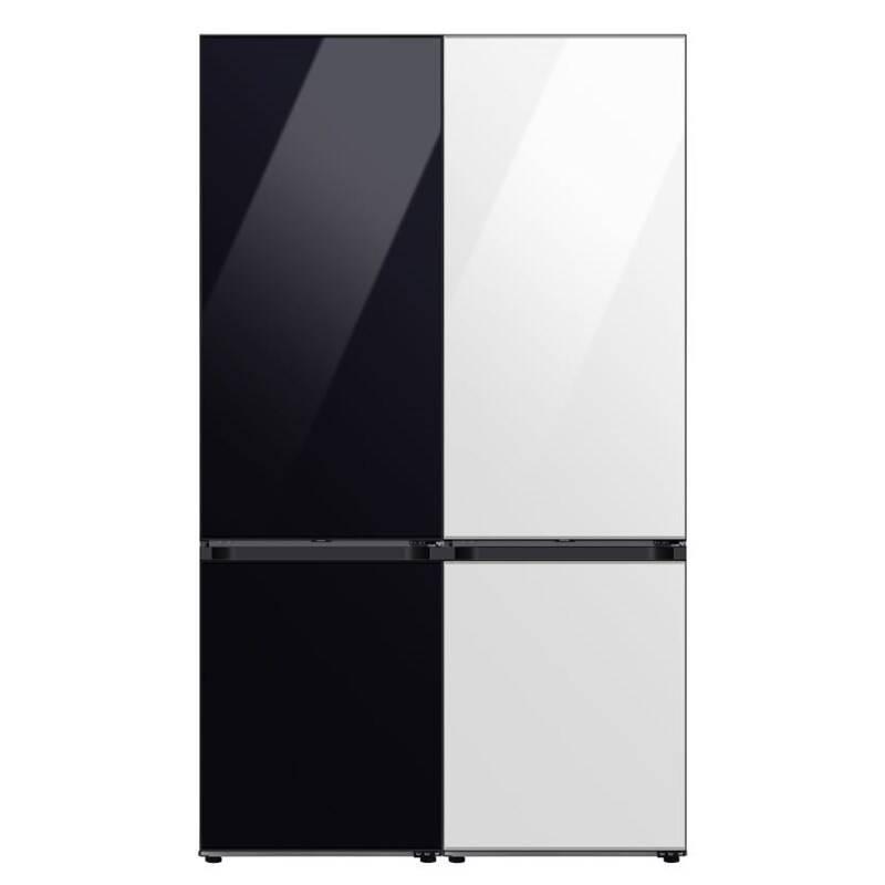 Americká chladnička Samsung Bespoke RB7300T RB38A7B6D22/EF + RB7300T RB38A7B6D12/EF + spojovací sada RA-C00K3BAA + Doprava zadarmo