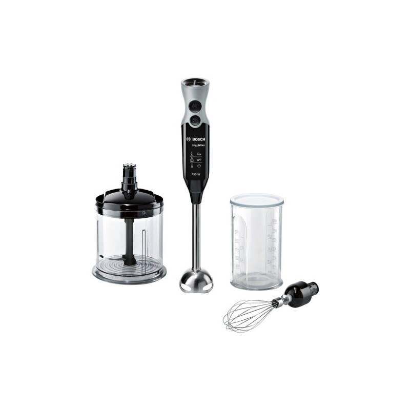 Ponorný mixér Bosch MSM67160 černý/šedý