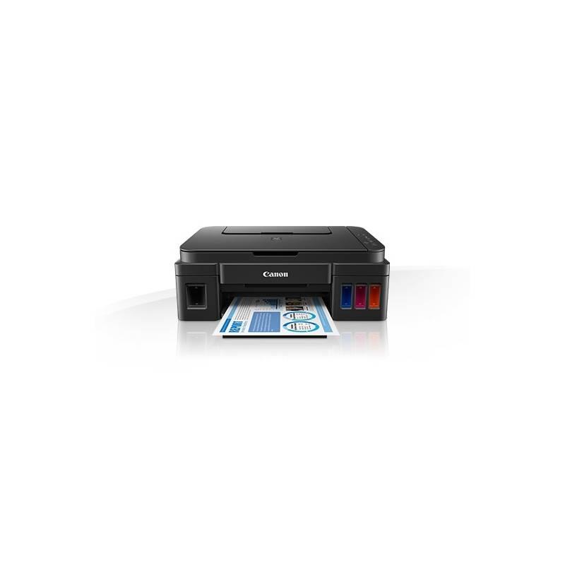 Tlačiareň multifunkčná Canon PIXMA G2400 (0617C009) čierna + Doprava zadarmo
