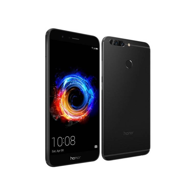 Mobilný telefón Honor 8 Pro (51091NPJ) čierny Software F-Secure SAFE 6 měsíců pro 3 zařízení (zdarma) + Doprava zadarmo