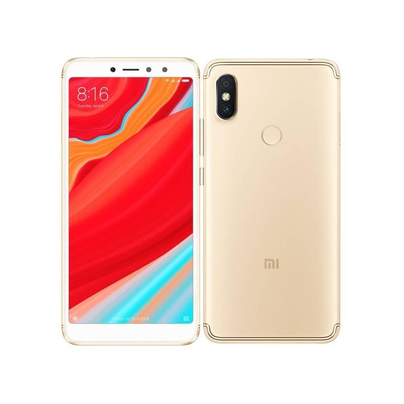 Mobilný telefón Xiaomi Redmi S2 32 GB Dual SIM (18458) zlatý Software F-Secure SAFE, 3 zařízení / 6 měsíců (zdarma)