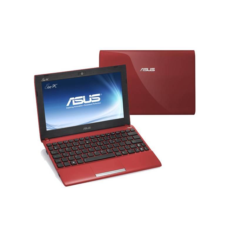 de03174074 Notebook Asus Eee PC 1025C-RED024S (1025C-RED024S) červený