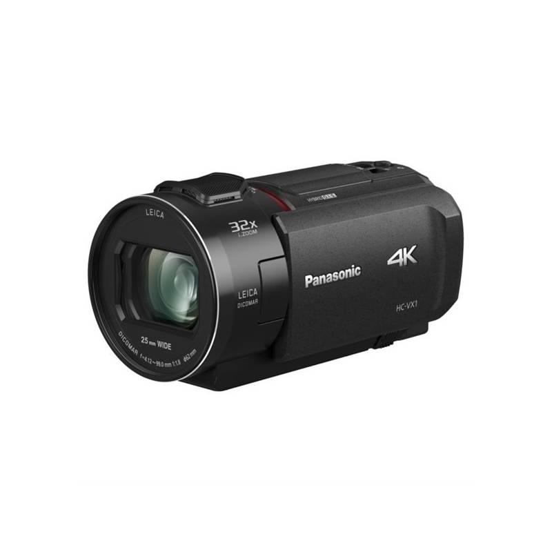 Videokamera Panasonic HC-VX1EP-K (HC-VX1EP-K) čierna + Doprava zadarmo