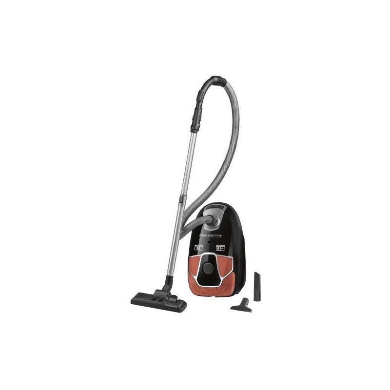 Vysávač podlahový Rowenta X-TREM Power RO6834EA čierny/oranžový + Doprava zadarmo