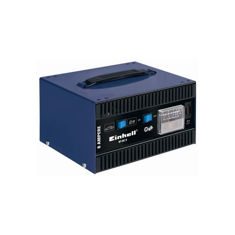 Nabíjačka autobatérií Einhell Blue BT-BC 8 Blue