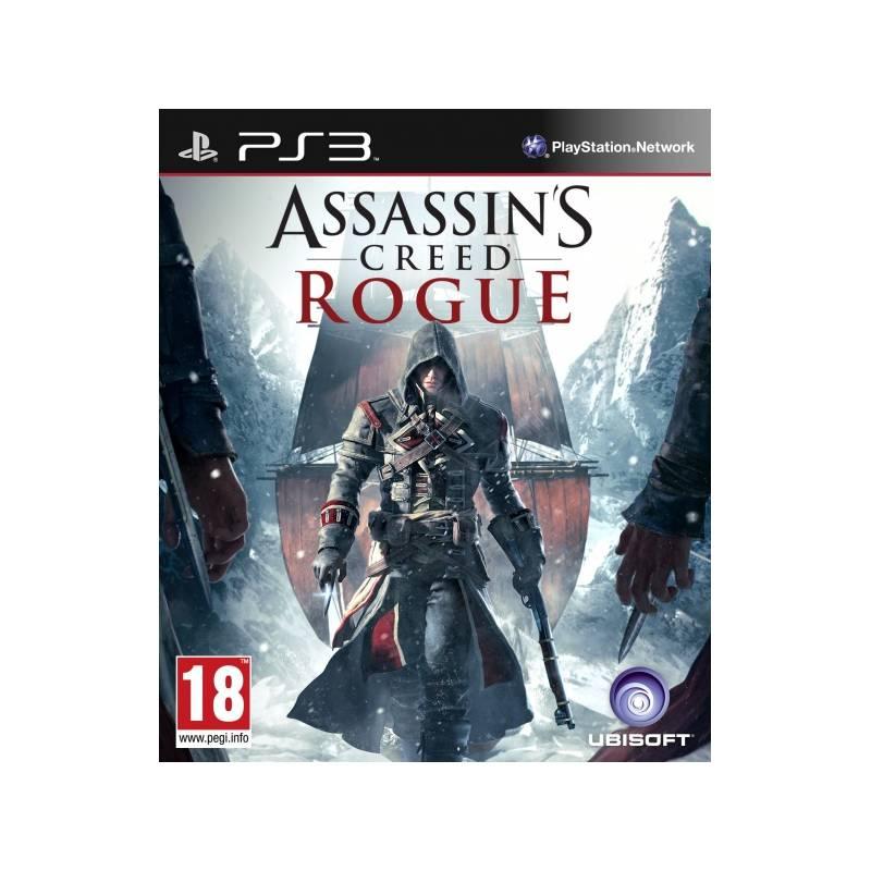 Hra Ubisoft PlayStation 3 Assassins Creed Rogue (USP3008741)