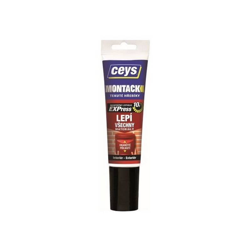 Lepidlo Ceys Montack Express, 125 ml