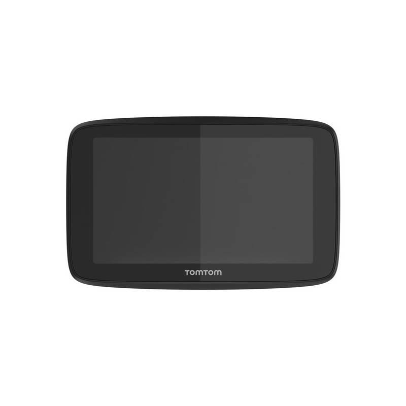 Navigačný systém GPS Tomtom GO 520 World, Wi-Fi, LIFETIME mapy (1PN5.002.01) čierna