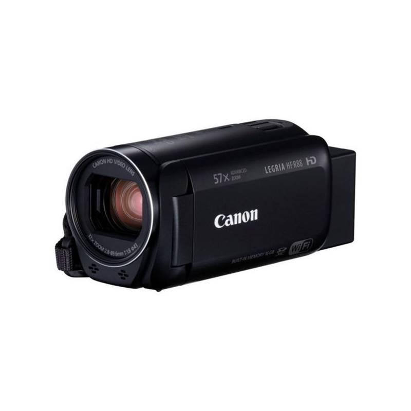 Videokamera Canon LEGRIA HF R88 čierna
