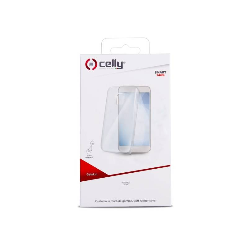 Kryt na mobil Celly Gelskin pro Honor View 10 / 9 Pro (GELSKIN728) průhledný