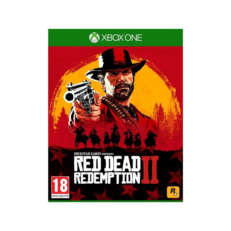 Hra RockStar Xbox One Red Dead Redemption 2