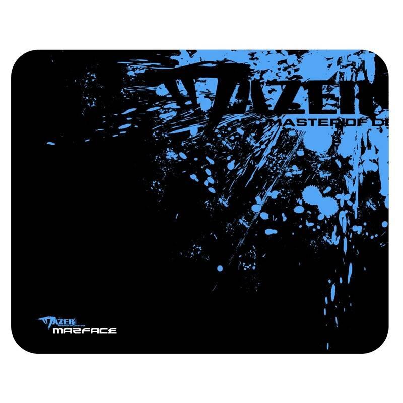 Podložka pod myš E-Blue Mazer Marface L, 44,5 x 35,5 cm (EMP004-L) černá/modrá