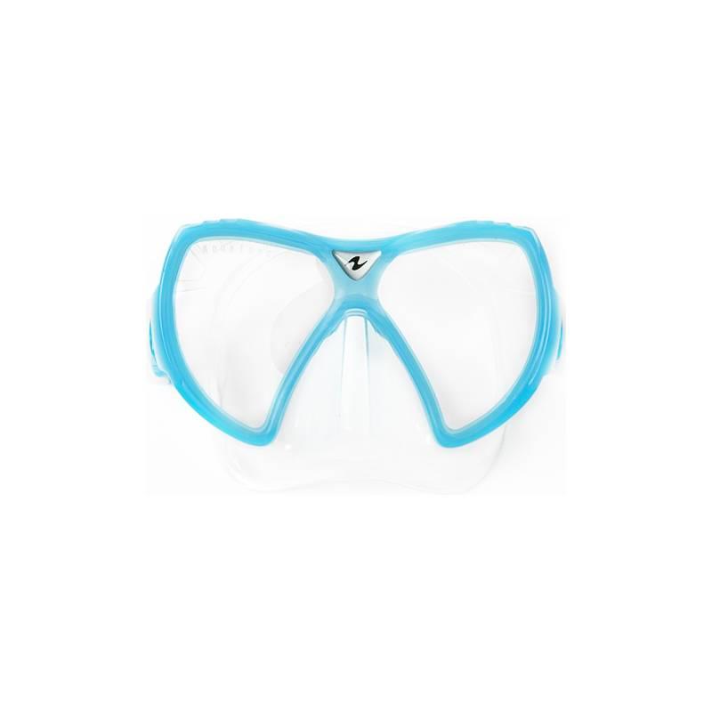 Potápačská maska Technisub Visionflex LX, aqua modrá