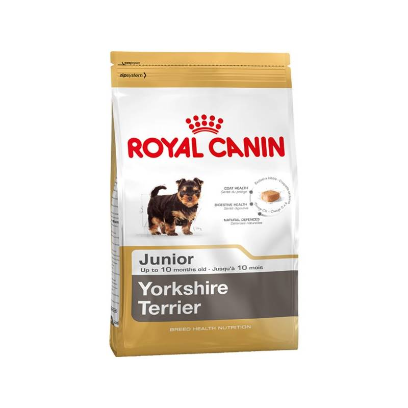 Granule Royal Canin Yorkshire Junior 7,5 kg