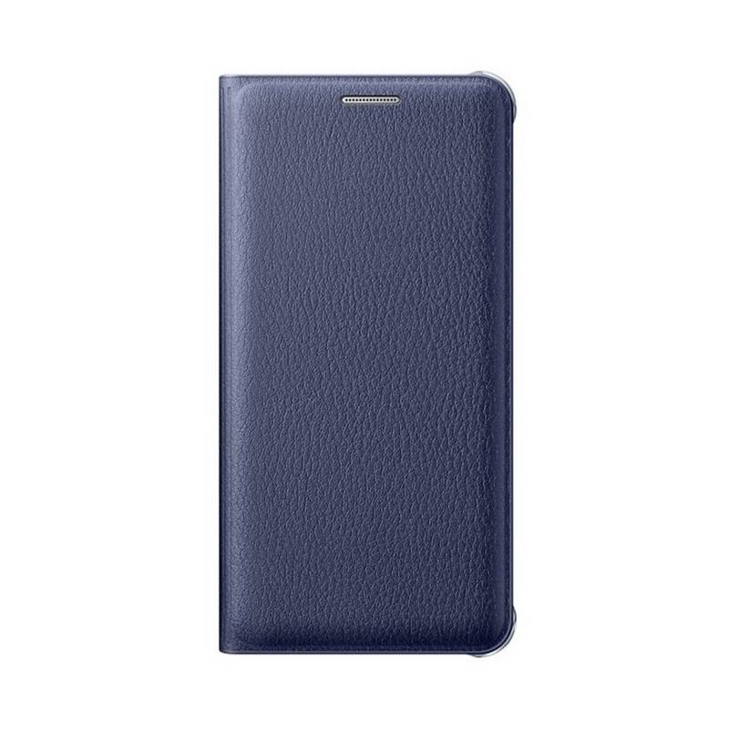 Puzdro na mobil flipové Samsung pro Galaxy A3 2016 (EF-WA310P) (EF-WA310PBEGWW) modré