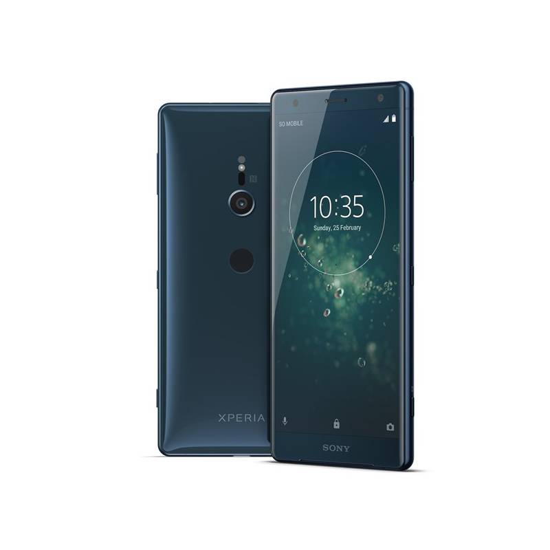 Mobilný telefón Sony Xperia XZ2 (1313-8198) zelený Software F-Secure SAFE, 3 zařízení / 6 měsíců (zdarma) + Doprava zadarmo
