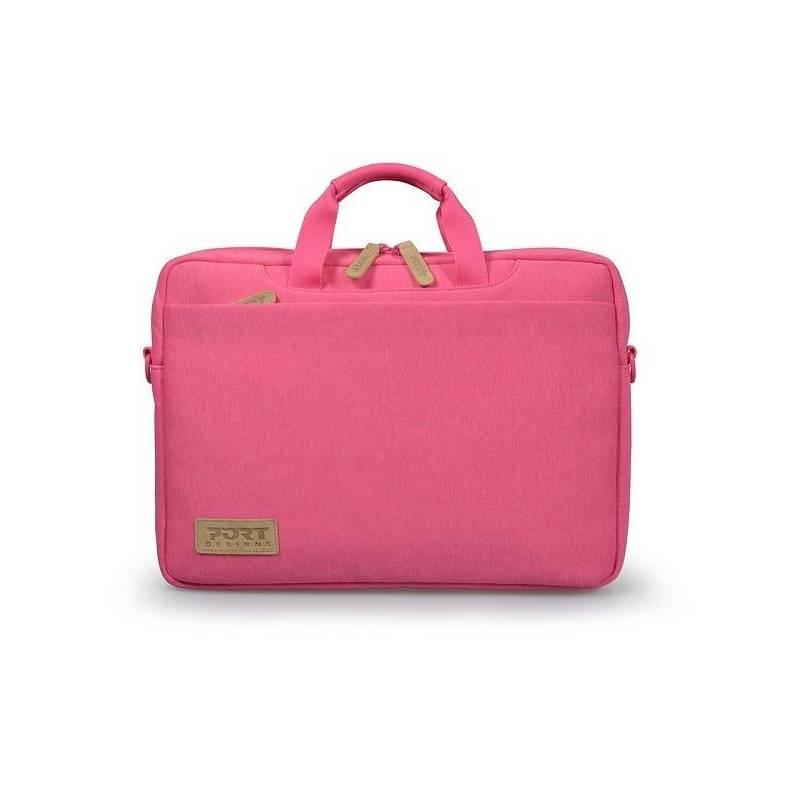 Brašna na notebook PORT DESIGNS Torino Toploading pro 13,3'' (140401) ružová
