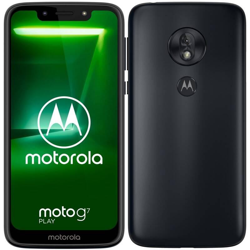 Mobilní telefon Motorola moto g7 play (PAE70005RO) černý