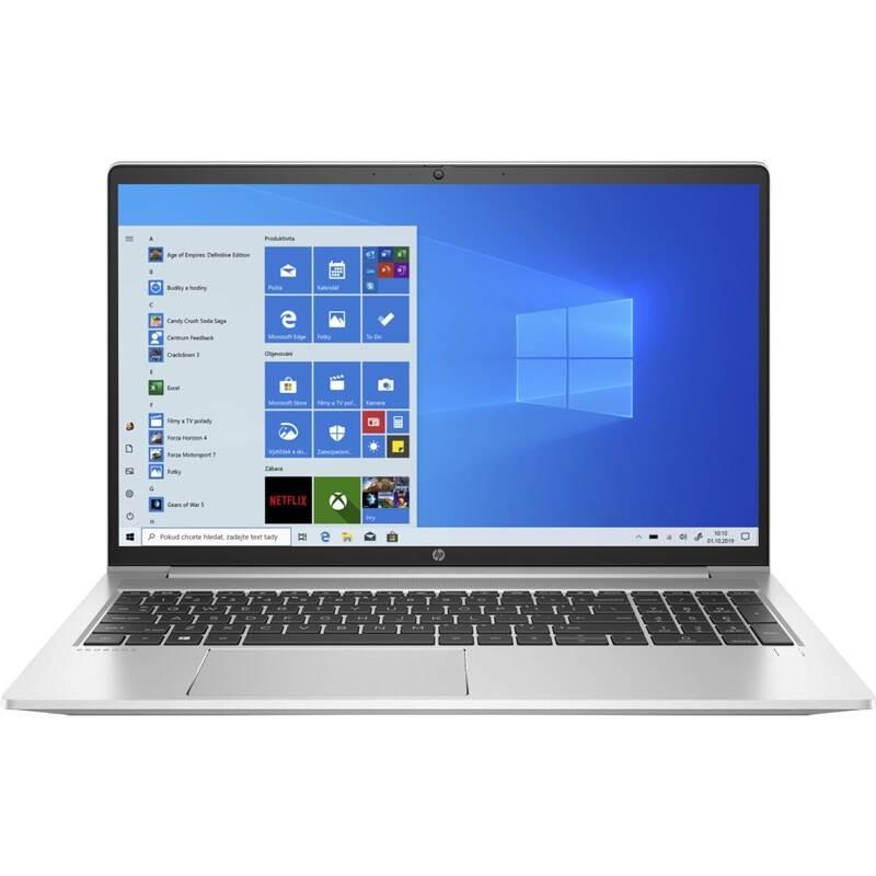 Notebook HP ProBook 450 G8 (2R9D5EA#BCM) strieborný