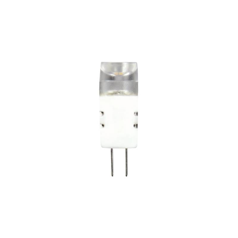 LED žiarovka McLED bodová, 1,5W, G4, teplá bílá (349016)