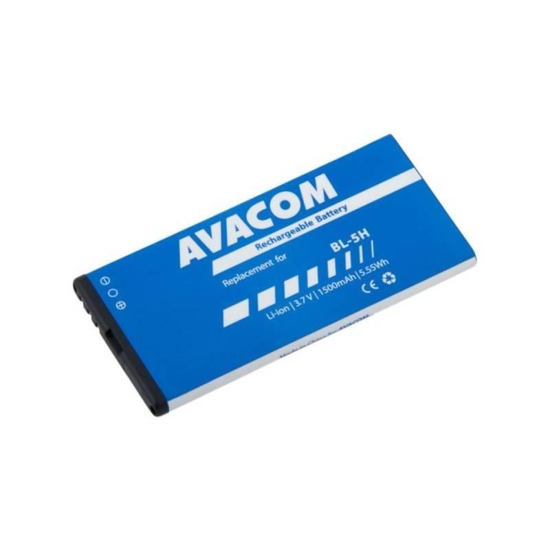 Baterie Avacom pro Nokia Lumia 630, 635, Li-Ion 3,7V 1500mAh (náhrada BL-5H)
